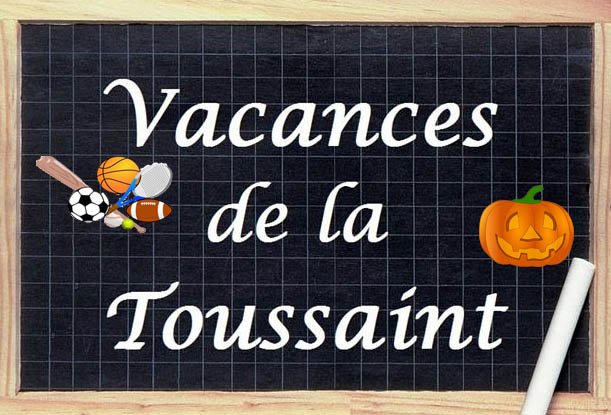 COURS VACANCES DE LA TOUSSAINT
