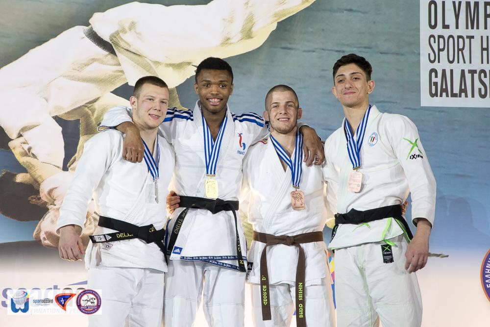<strong>Olivier FLEURMON &#8211; Champion du monde de Ju-Jitsu</strong>